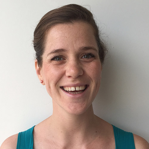 Lotte Coreynen, Logopediste - Stottertherapeute